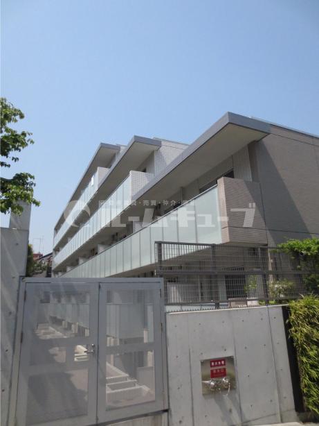 クオリア新宿余丁町外観写真