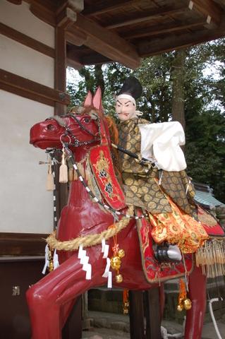 飾り馬2012