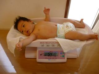ブログ2 0606体重
