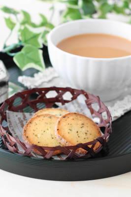 紅茶クッキー石釜
