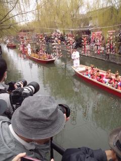 柳川雛祭りさげもんめぐり2013