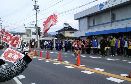 沿道の応援(26.11.16)