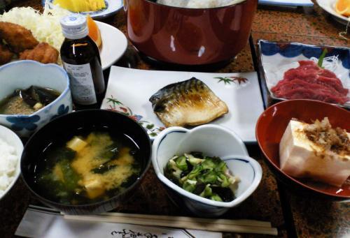 夕食(26.11.15)