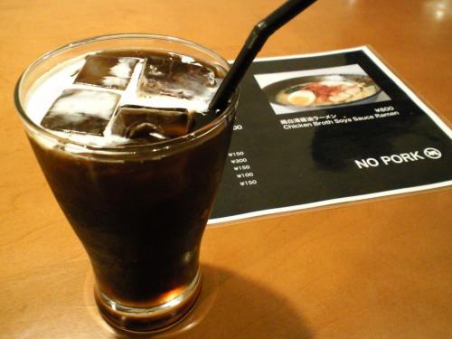 アイスコーヒー(26.11.27)