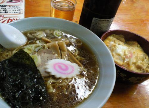 ラーメンミニ玉丼(26.12.11)