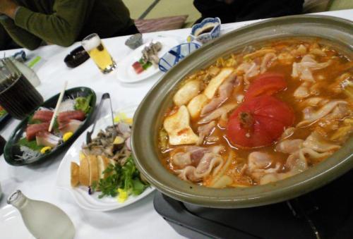 トマト鍋(26.12.10)