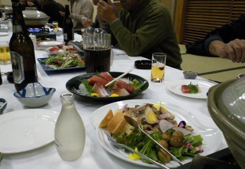 忘年会お料理(26.12.10)