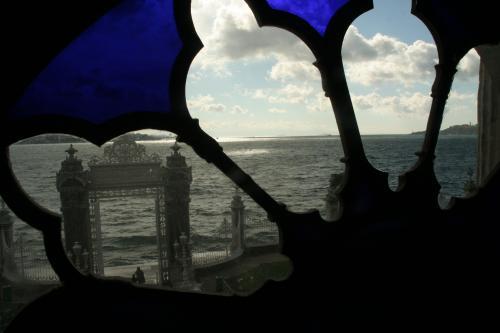 dolmabahçe camdan