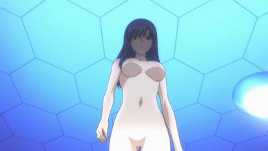 巨大カレン クローン 全裸