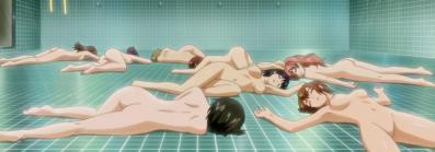 女子 全裸