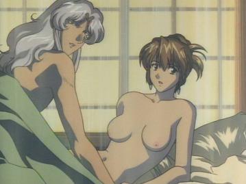 藍華 胸裸ベッドシーン