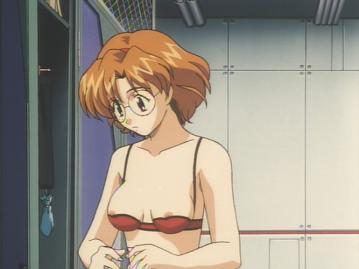 りおん 胸裸