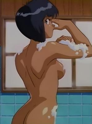 ありさ 全裸 入浴シーン