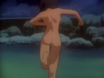ありさ 全裸 後ろ姿