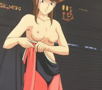 プリス 胸裸(2話)