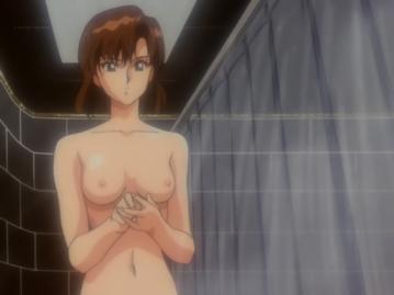 レイカ 胸裸シャワーシーン(7話)