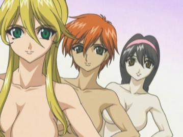 (左から)利緒、リリカ、真弥
