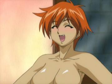 リリカ 胸裸