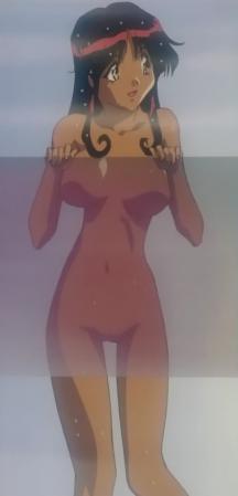 ナンベル 全裸シャワーシーン