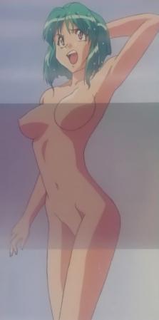 真弥 全裸シャワーシーン