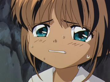 さくら 泣き顔