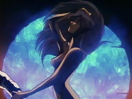 無責任艦長タイラー ORIGINAL MUSIC CLIP アザリンのプールで胸裸水泳シーン3