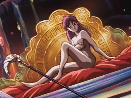 無責任艦長タイラー ORIGINAL MUSIC CLIP ベッドの上で全裸で男を誘惑するアザリン7