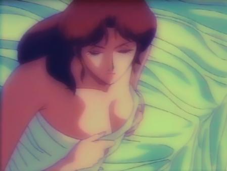 無責任艦長タイラー ORIGINAL MUSIC CLIP ハルミ・ナカガワの胸裸バスタオル姿