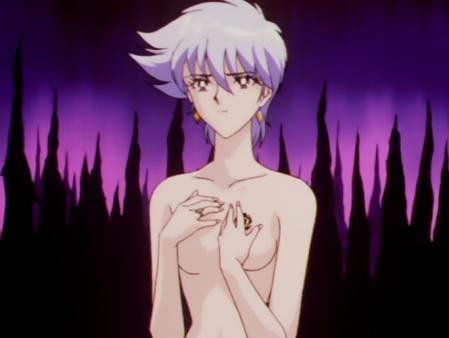 キューティーハニーF 葉月聖羅の胸裸6