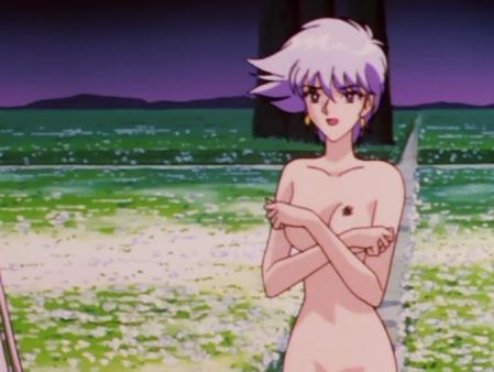 キューティーハニーF 葉月聖羅の全裸7