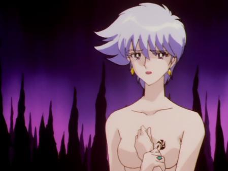 キューティーハニーF 葉月聖羅の胸裸8