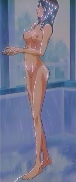 あすか 全裸シャワーシーン 4話