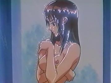 あすか 胸裸シャワーシーン 4話
