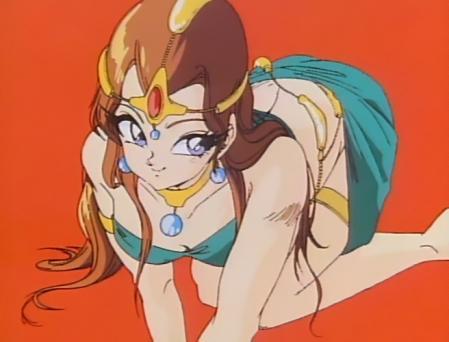 ドラゴンクエスト勇者アベル伝説 ヤナックが見た幻覚の美女達48