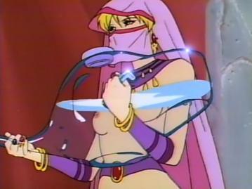 美女奴隷 胸裸