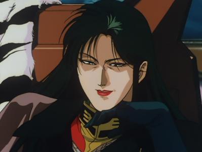 機動戦士ガンダム0083 シーマ・ガラハウ