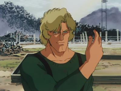 機動戦士ガンダム0083 ケリィ・レズナー