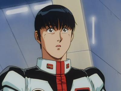 機動戦士ガンダム0083 コウ・ウラキ