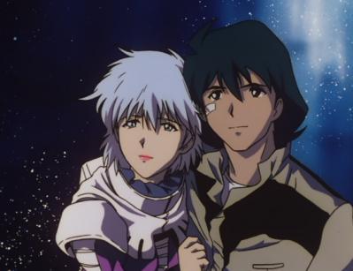 ガンダム第08MS小隊 アイナ・サハリン&シロー・アマダ