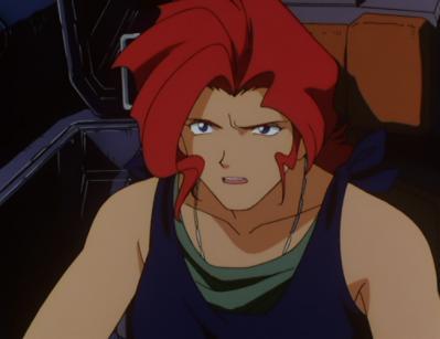 ガンダム第08MS小隊 カレン・ジョシュワ