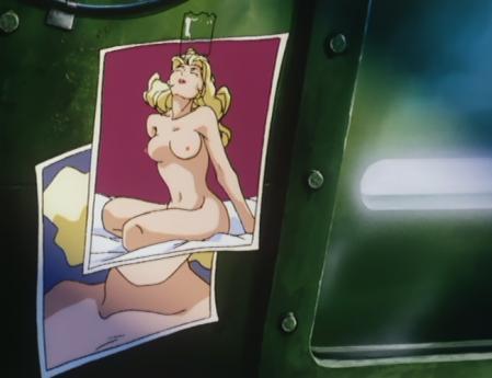 ガンダム第08MS小隊 エロ写真2