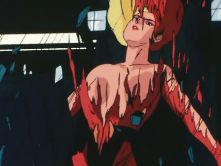 機動戦士ガンダムZZ キャラ・スーンの胸裸乳首6