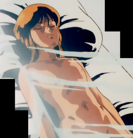 機動戦士ガンダムZZ プルツーの全裸乳首3
