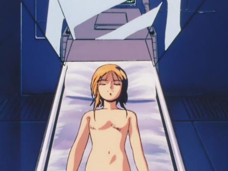 機動戦士ガンダムZZ プルツーの全裸5