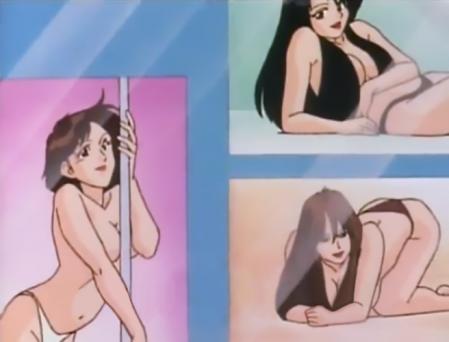 水色時代のストリップ嬢ポスター46話
