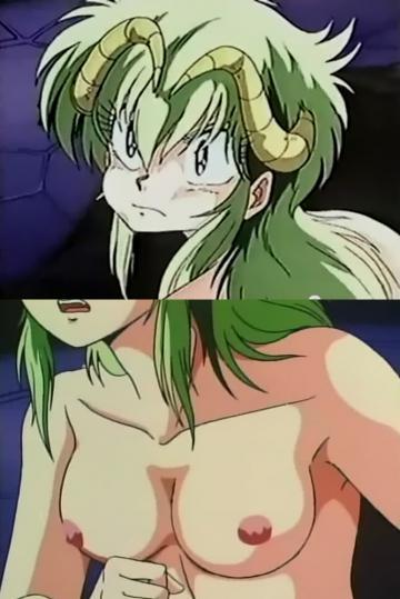 カーム 胸裸