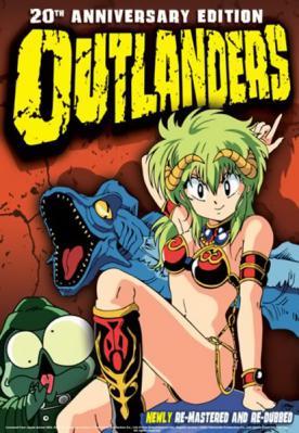 アウトランダーズ 北米版DVD