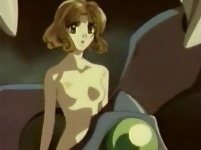 レイアースOVA版希望の翼 鳳凰寺風の全裸ヌード
