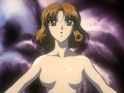レイアースOVA版 鳳凰寺風の胸裸ヌードおっぱい