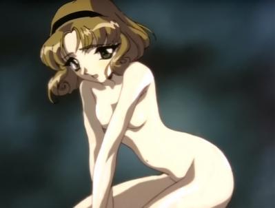 レイアースOVA版 鳳凰寺風の全裸ヌードコラージュ